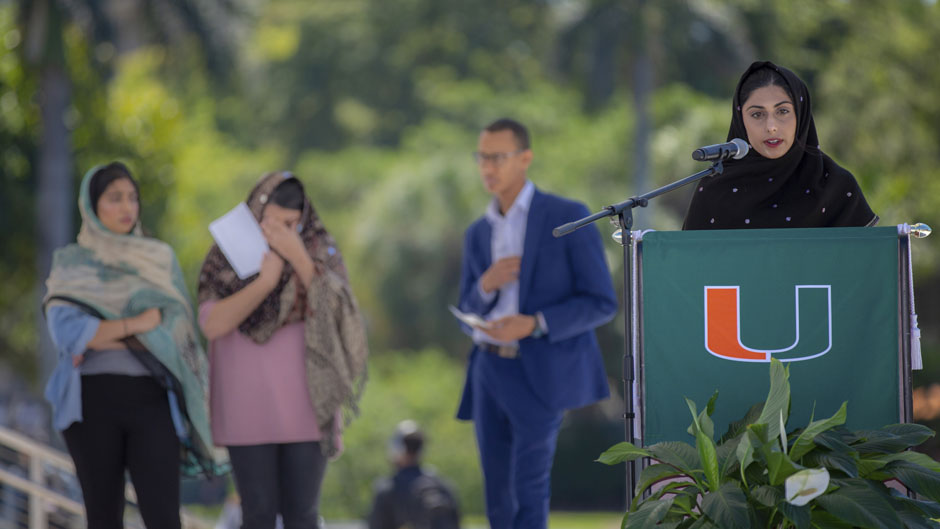 Muslim Students of the University of Miami