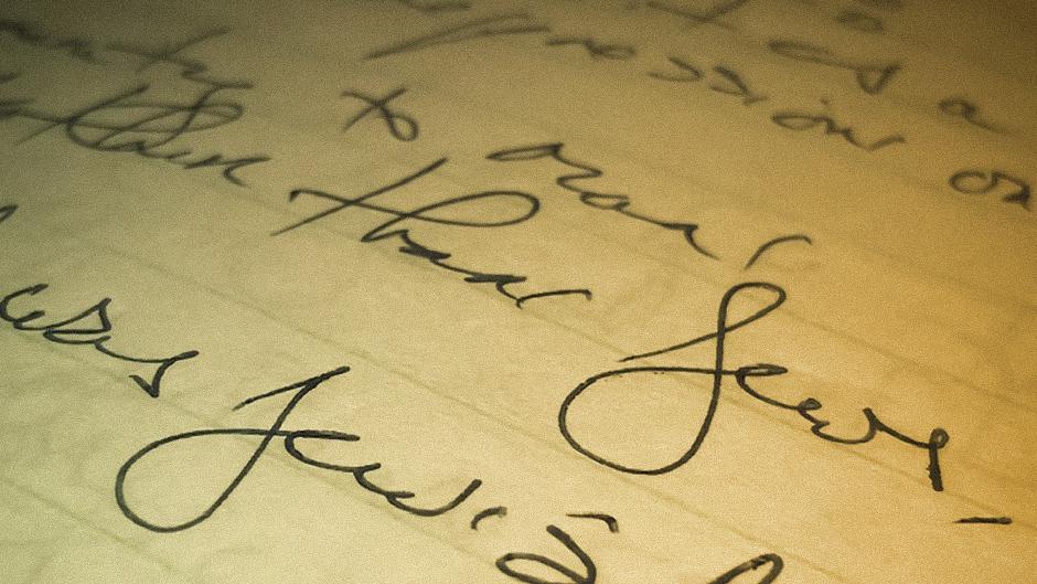Thane Rosenbaum manuscripts