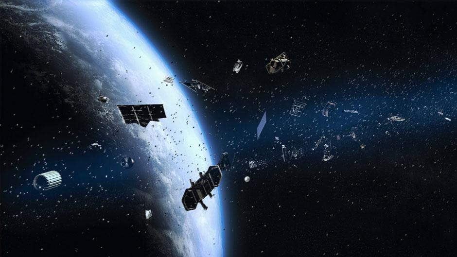 a crash course in space junk