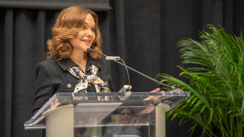 Hilarie Bass named chair of the University of Miami Board of Trustees