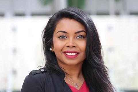 Sanjana Palla – who speaks five languages