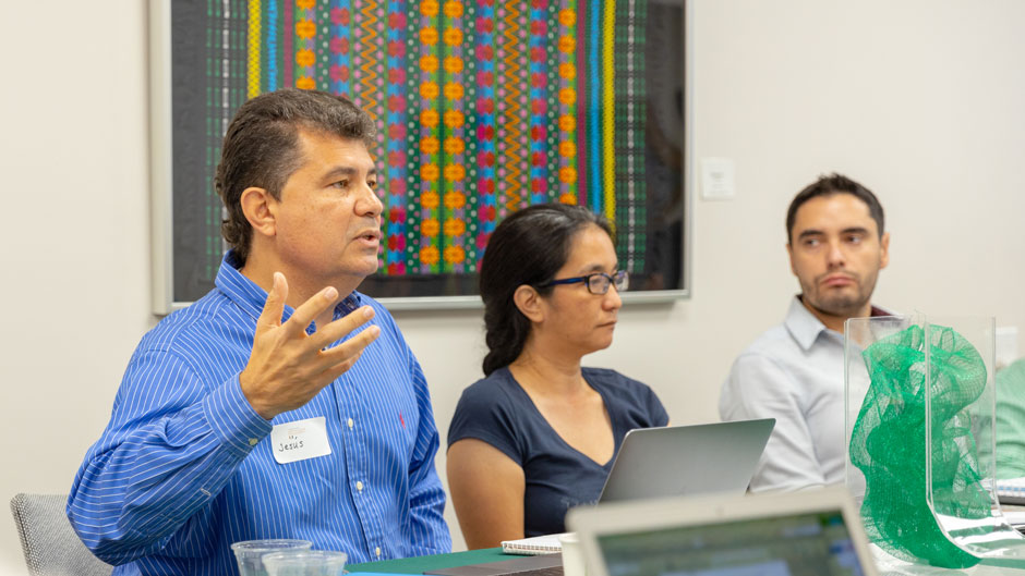 Academics working in Latin America and the Caribbean gathered at the University of Miami Institute for the Advanced Study of the Americas for an initial meeting to plan the third phase of The Worlds of Journalism Study