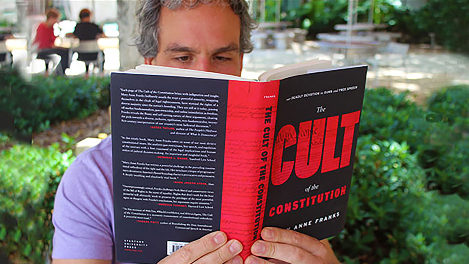 Reading 'The Cult of the Constitution'