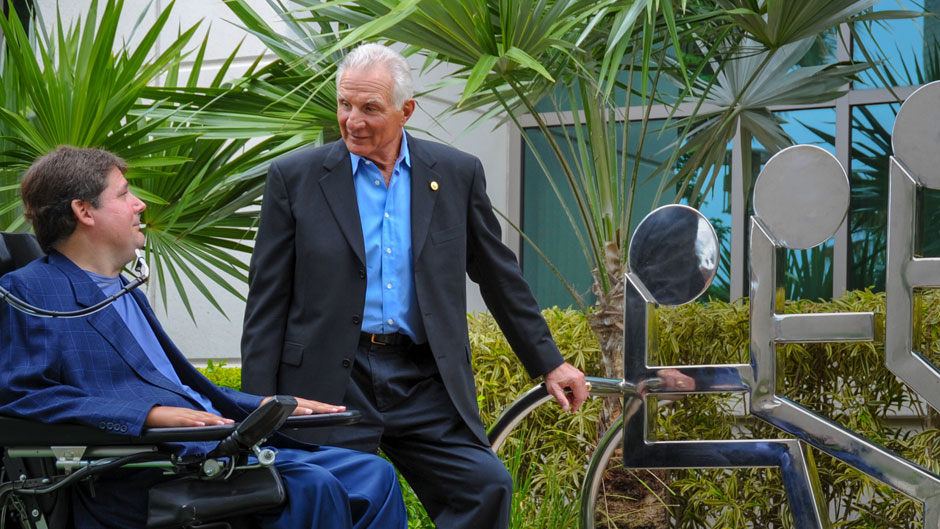 Nick Buoniconti, co-founder of The Miami Project to Cure Paralysis, passes away