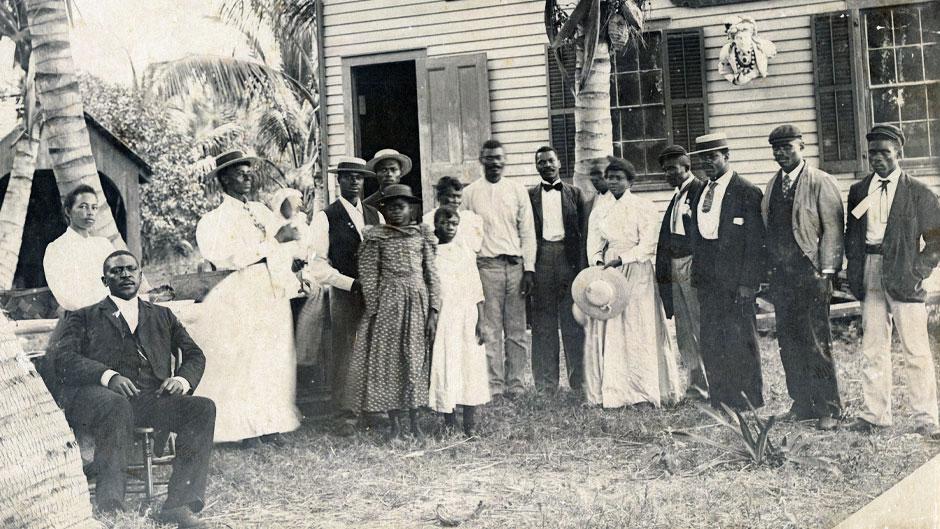 Bahamas, Hurricane Dorian, UM Archives