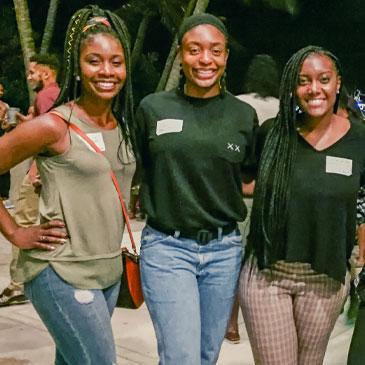 Black Graduate Student Association President