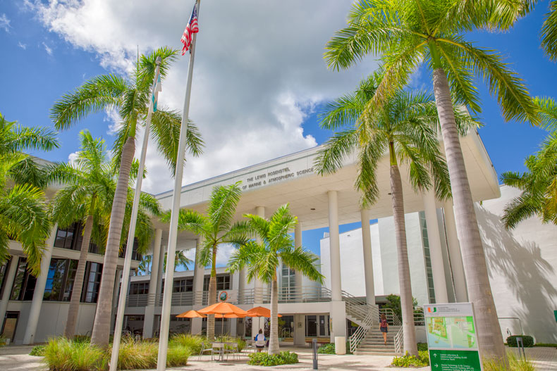 The University of Miami's Rosenstiel School of Marine and Atmospheric Science will host in January a three-day symposium that will examine the science behind predicting extreme weather events within changing global or regional climate patterns.