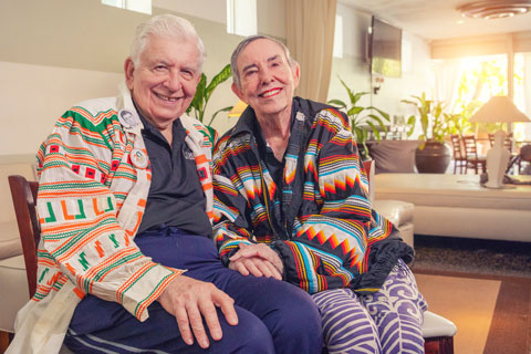 Allan and Patti Herbert
