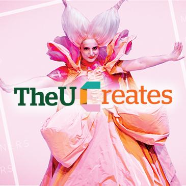the u creates