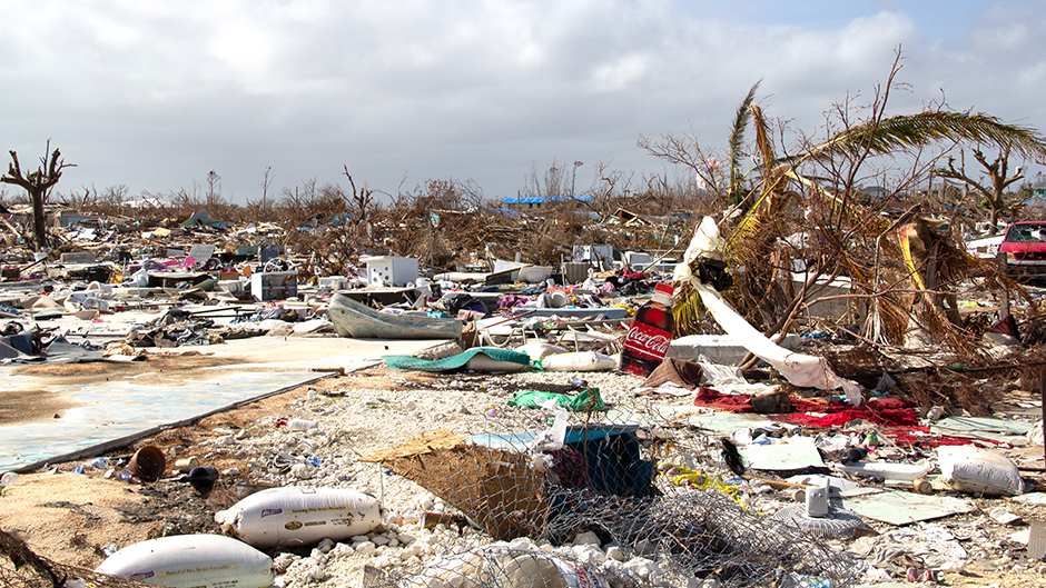 Hurricane Dorian decimated the Marsh Harbour shantytown where many undocumented migrants had settled in the Bahamas
