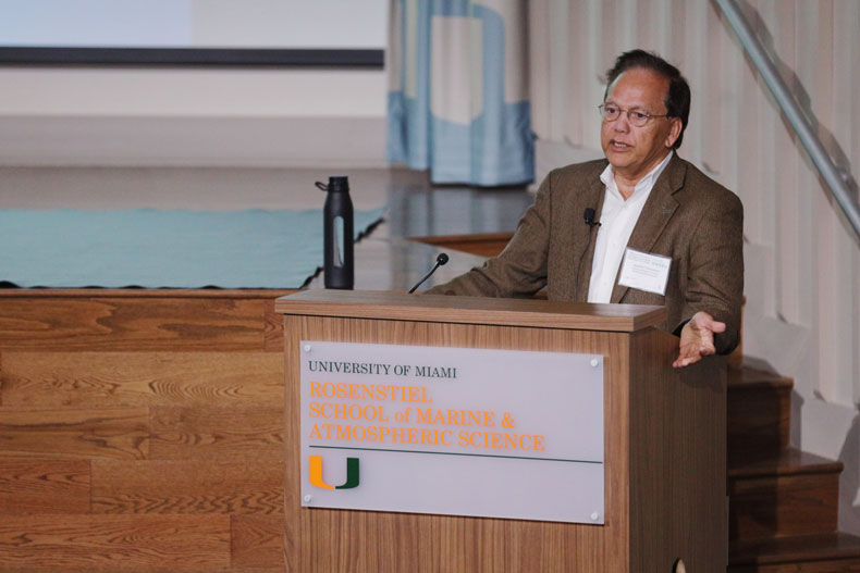Jayantha T. Obeysekera, Director and Research Professor, Florida International University