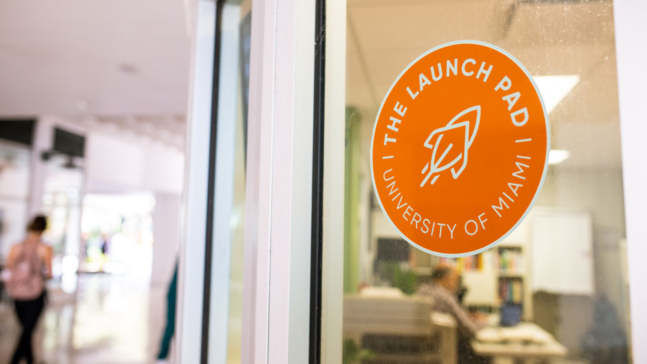The Launch Pad has worked with close to 6,000 University students during the past 12 years and helped to create approximately 500 companies.