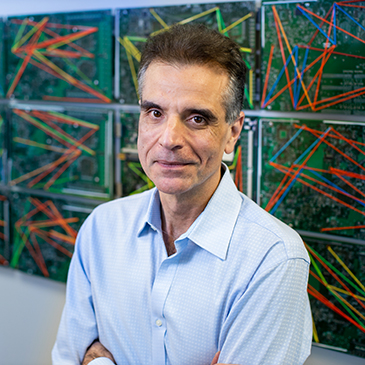 The University of Miami's Nick Tsinoremos, vice provost for data and research computing, leads the new Miami Institute for Data Science and Computing