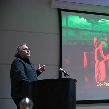 Magic Leap founder Rony Abovitz describes how spatial computing and other emerging technologies will amplify the presence, knowledge, and power of future health care providers.