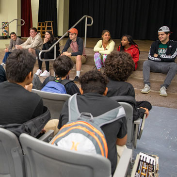 students, University of Miami, Frost School of Music