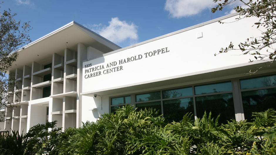 Toppel Career Center