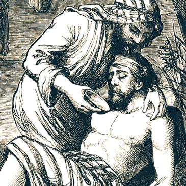Allegory of the Good Samaritan