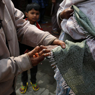 The stigma of leprosy endures in India, even though the country has made great strides against the disease, which is neither highly contagious nor fatal. Now the number of new annual cases has risen slightly after years of steady decline, and medical experts say the enormous fear surrounding leprosy is hindering efforts to finally eliminate it.(AP Photo/Manish Swarup)