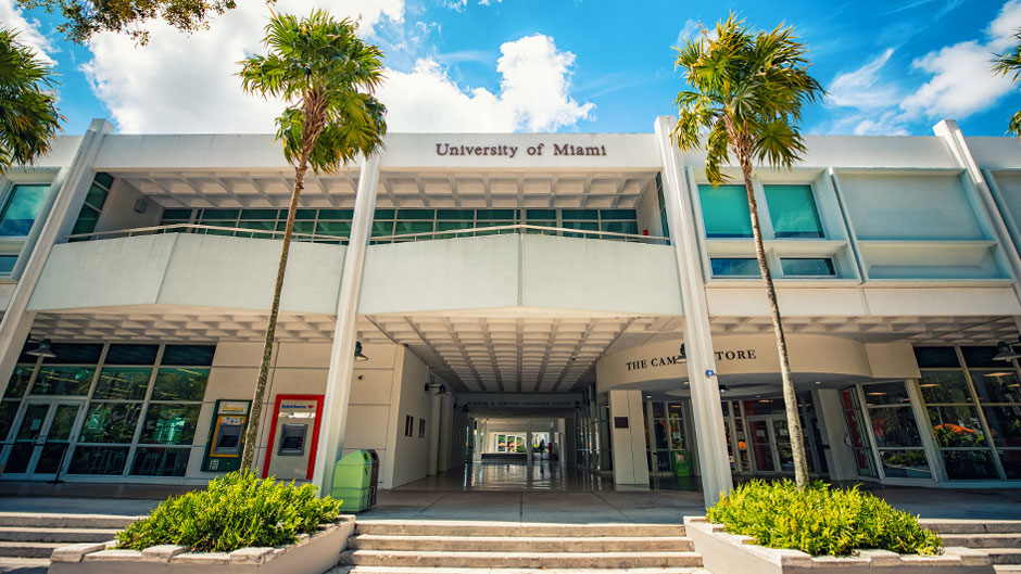 University Of Miami Calendar Fall 2021 University of Miami to pilot 'test optional' admissions for next year