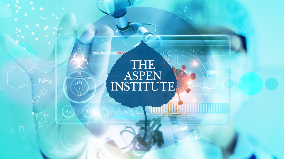 The Aspen Institute is a global nonprofit committed to realizing a free, just, and equitable society.