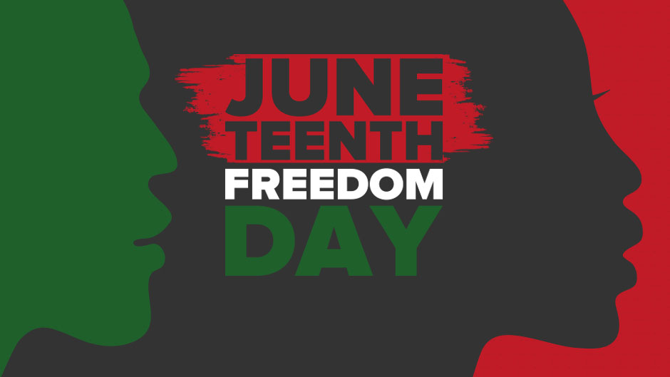 Juneteenth, also known as Freedom Day, Jubilee Day, and Cel-Liberation Day, is an American holiday celebrated annually on June 19.