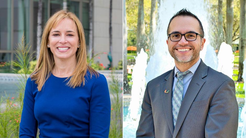 """Erin Kobetz and Guillermo """"Willy"""" Prado"""