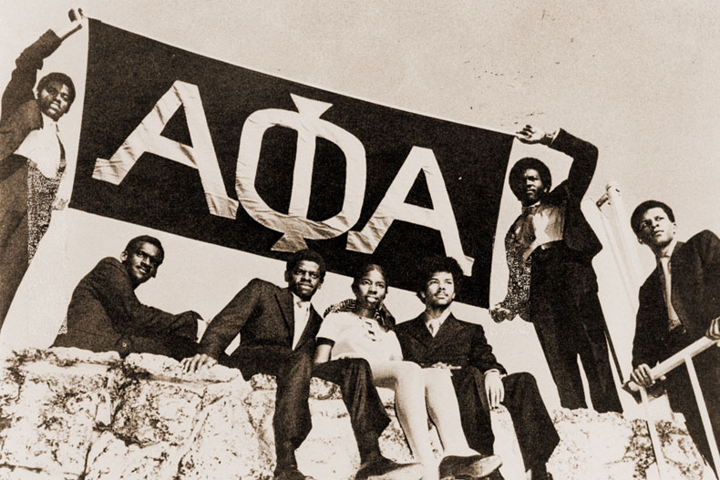 Alpha Phi Alpha, courtesy of University of Miami Libraries