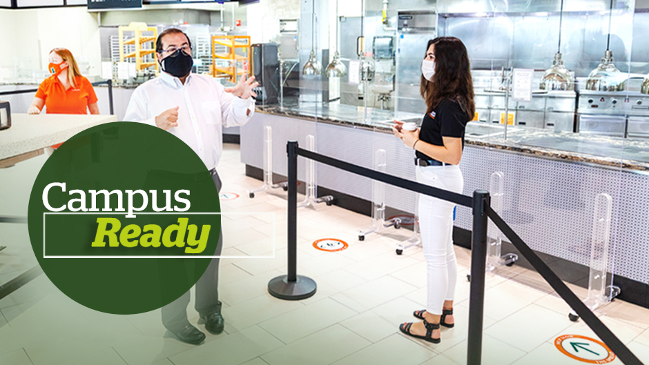 Changes include a new reservations system to expanded retail grab-'n-go dining options.
