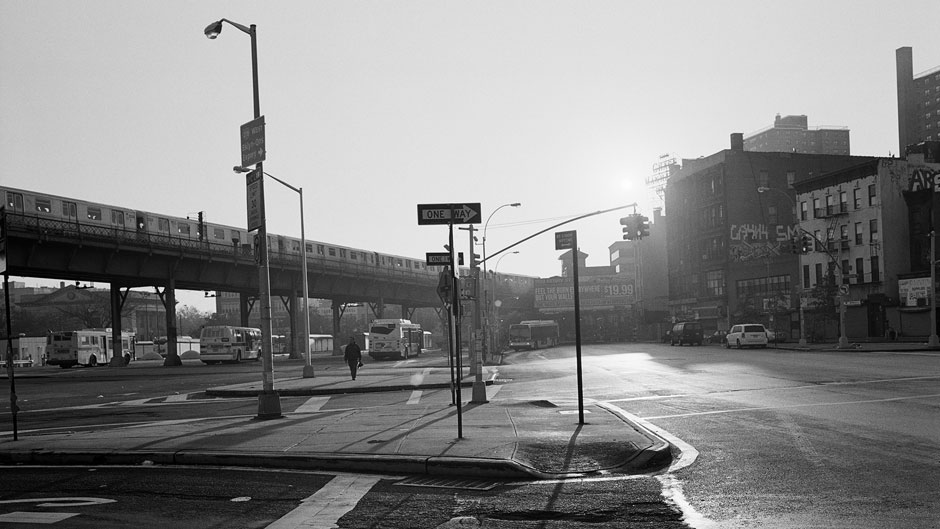 Claudio Nolasco, a new photography assistant professor, is one of several artists whose work will be on display. He explained that his photos document the neighborhood of Williamsburg, Brooklyn, in New York City.