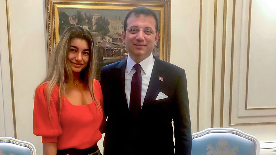 Yazici had an ideal ally in Istanbul Mayor Ekrem Imamoglu.
