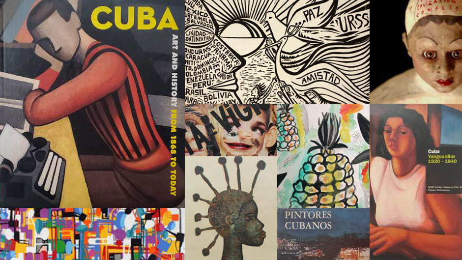 "The Cuban Heritage Collection at the University of Miami Libraries will be the beneficiary of a virtual charity auction called ""Books and Artworks."""