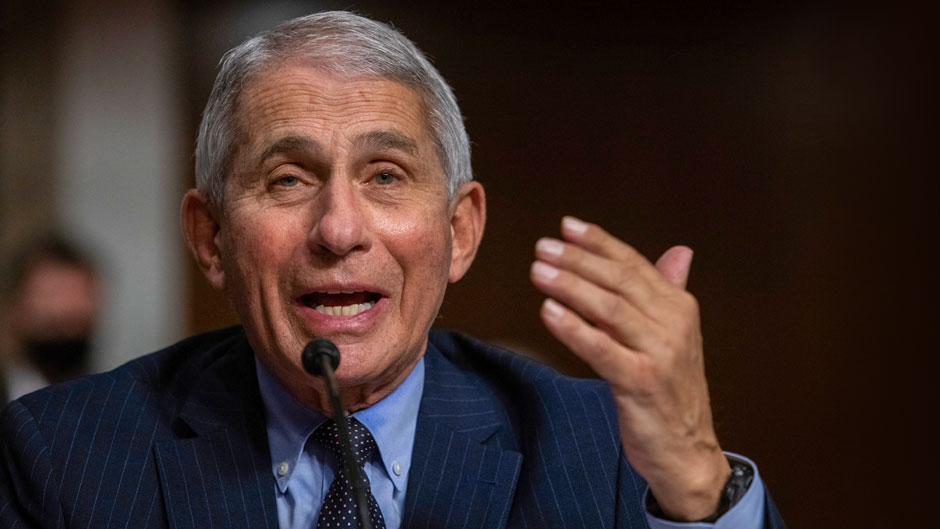 Fauci shares insight about COVID-19 lessons, challenges