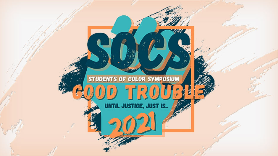 Students of Color Symposium 2021 logo