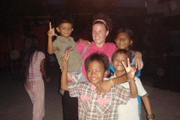 O'Neill in Cambodia