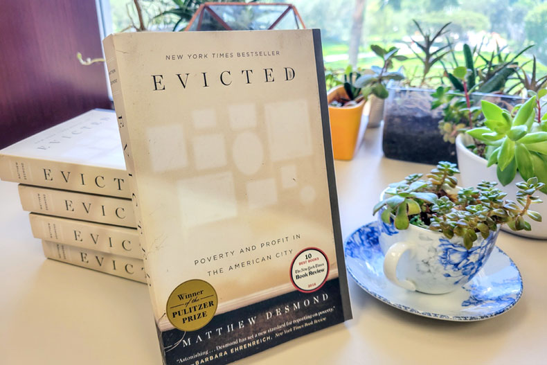 'Evicted' selected for One Book, One U