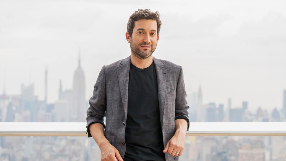 Shutterstock founder Jon Oringer