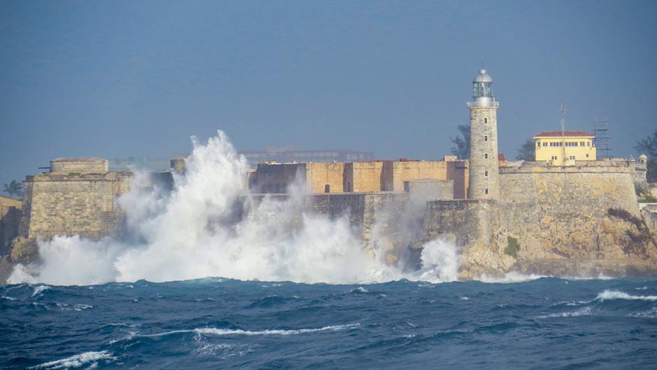 Castillo del Morro in Havana. University of Miami file photo