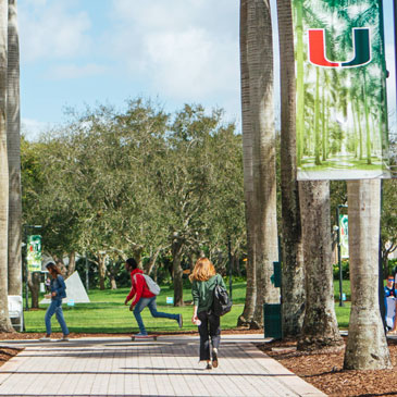 Undergraduate Admissions | News & Events | University of Miami