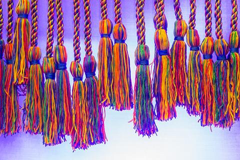 Lavender Ceremony Tassles