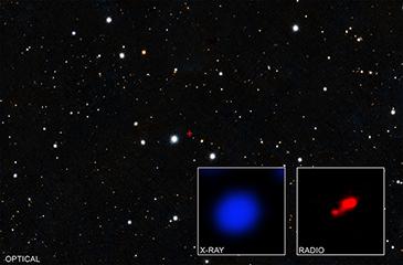 black hole discovery