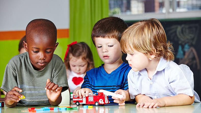 child social networks