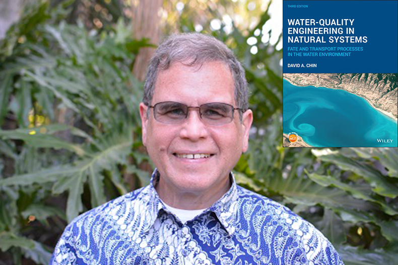 Engineering Professor Publishes Comprehensive Textbook on Water-Quality Control