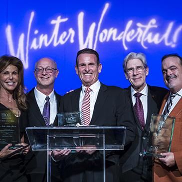 Winter Wonderful Gala Benefits the Donna E. Shalala MusicReach Program