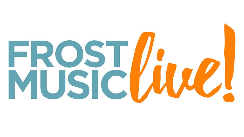 """Frost School of Music Launches Inaugural """"Frost Music Live! Signature Series"""""""