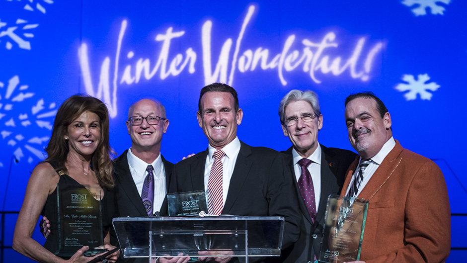 Winter Wonderful Gala Benefits the Donna E. Shalala MusicReach Program