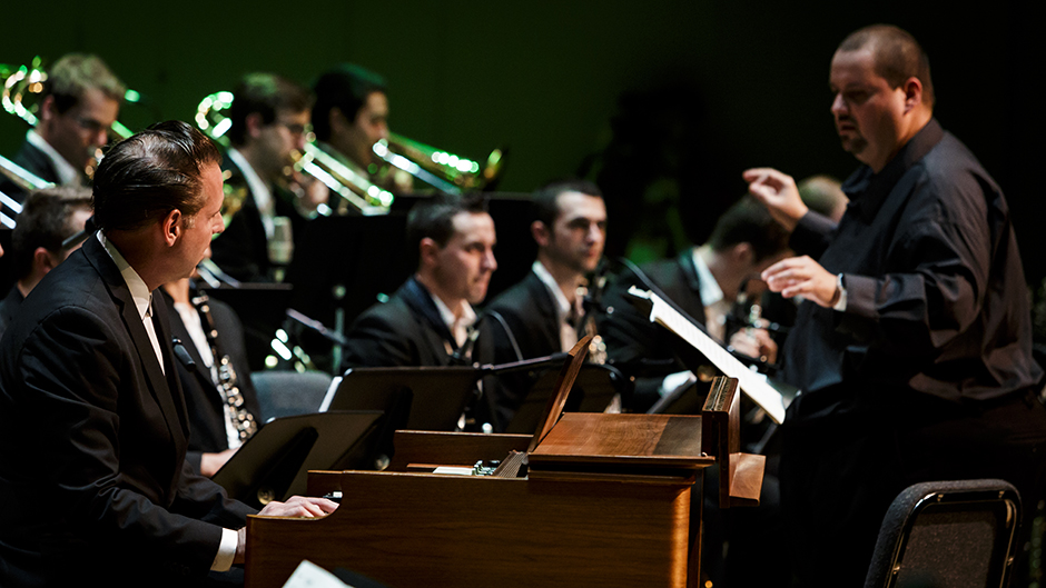 Frost School Receives Seven DownBeat Student Awards