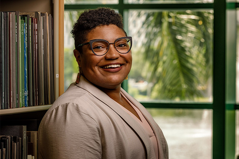 Frost & University of Miami Libraries Welcome Joy M. Doan