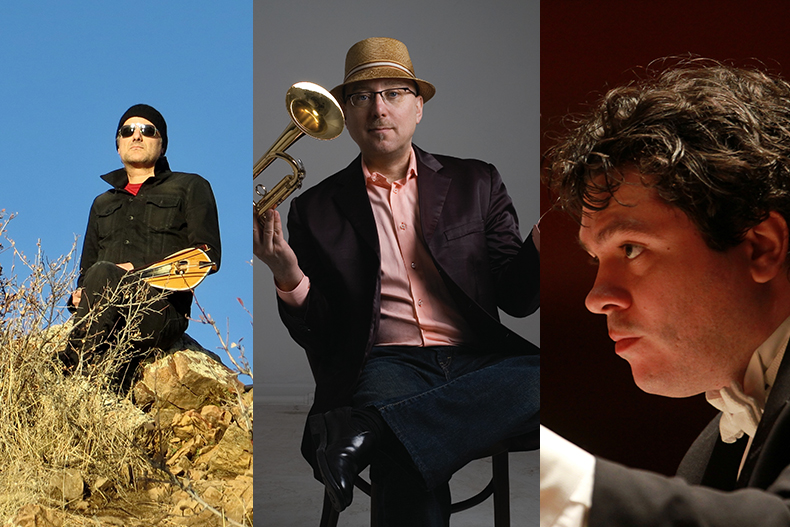 Frost Faculty and Alumni Receive Grammy® Award Nominations