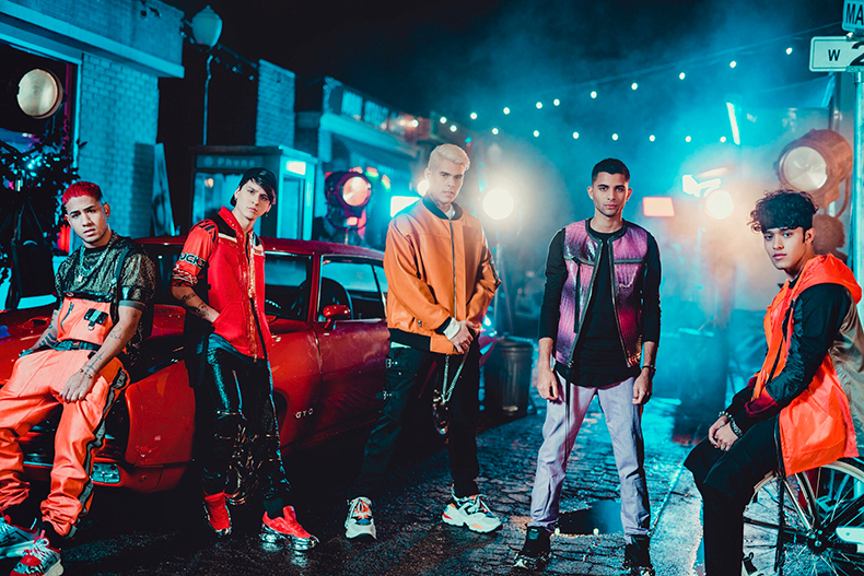 CNCO to Perform Rare Acoustic Performance on Feb. 8