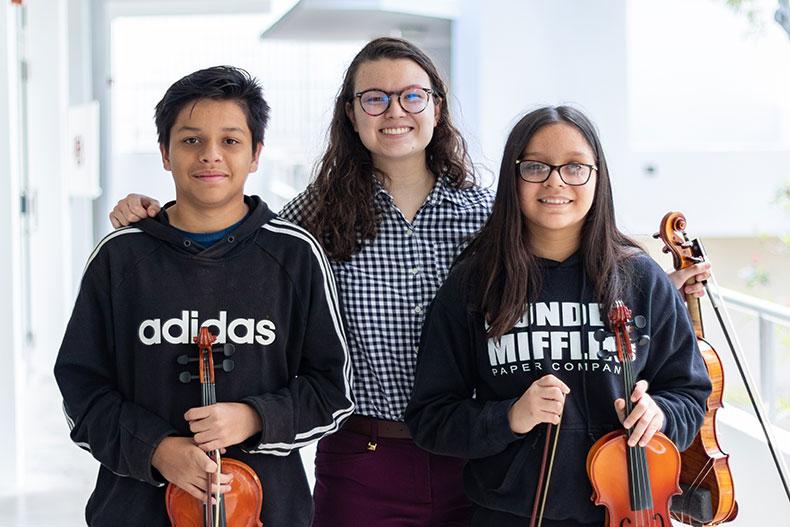 The Shalala MusicReach Summer Institute Goes Virtual